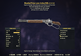 Bloodied [50% VC+25% LVC] Lever Action Rifle - LV35-N